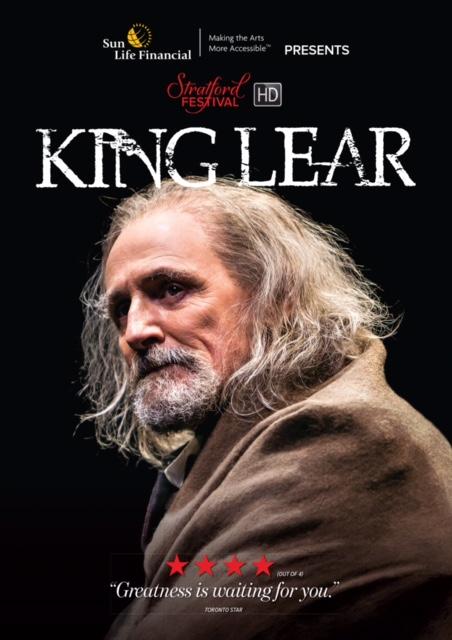 8494 - 2015 Stratford Festival HD DVD Cover_King Lear.indd